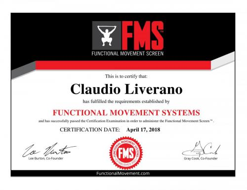 FMS Certification Exam-1